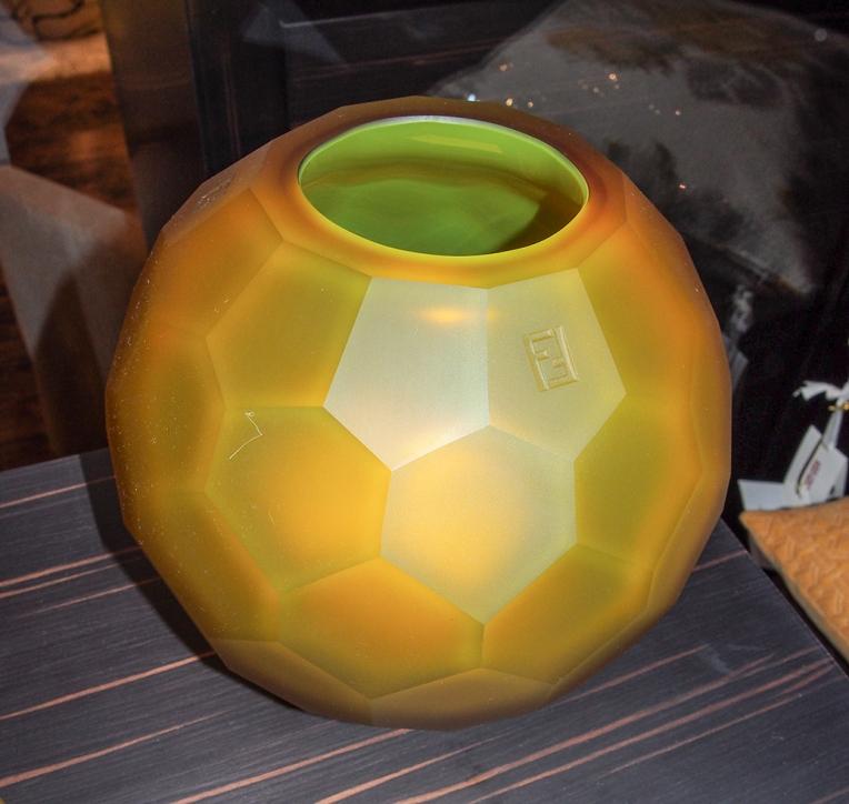 Fendi Murano Vase
