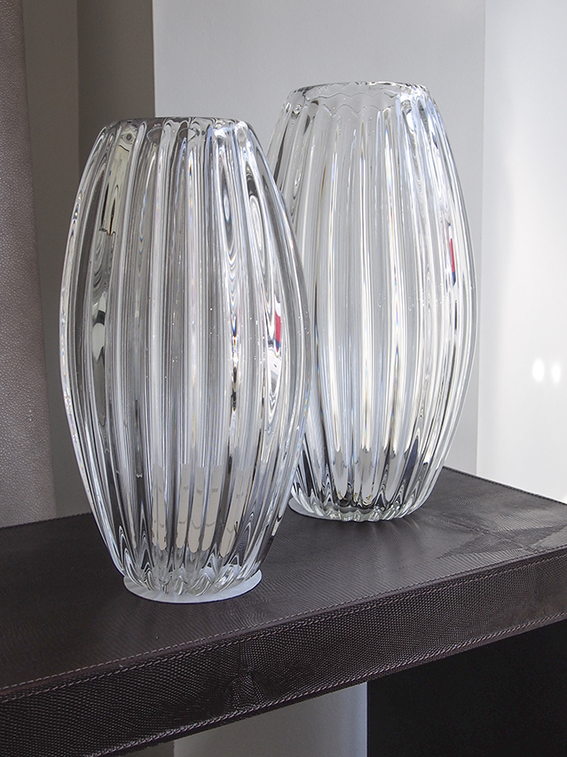 Murano Vases By Fendi Casa Style By Jpc