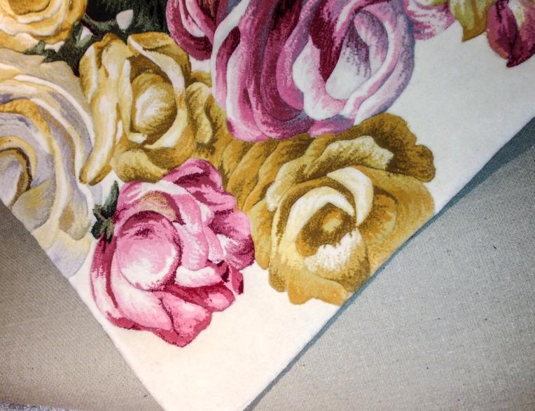 Kenzo Bouquet Rug  in Ivory  200 x 300 cm