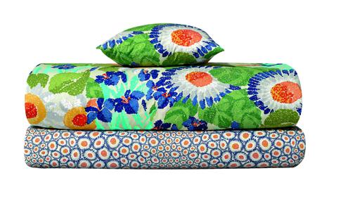 Missoni Home Ophelia sleep set featuring floral pattern.