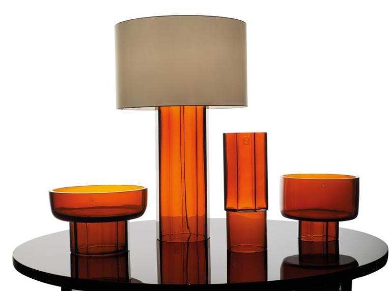 Fendi Casa Berlin Lamps featuring Murano Glass