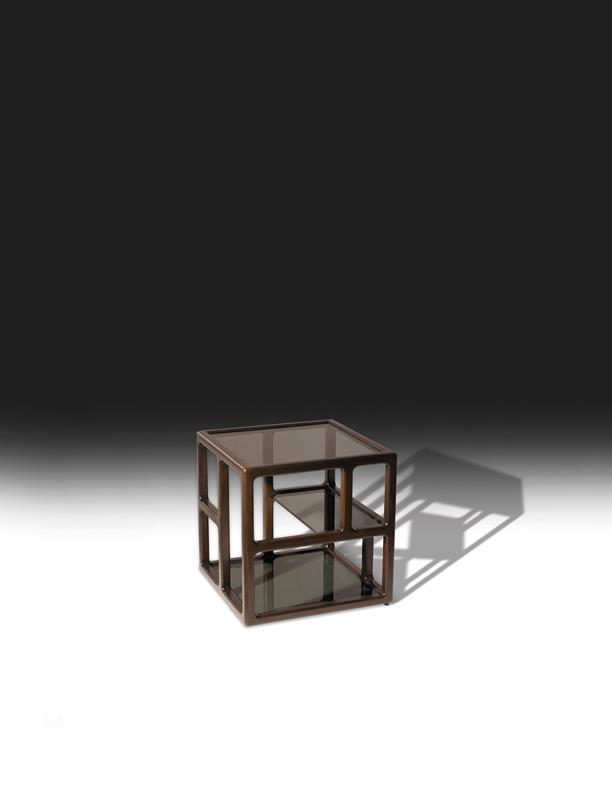 Fendi Casa Hemingway Coffee and Side Table
