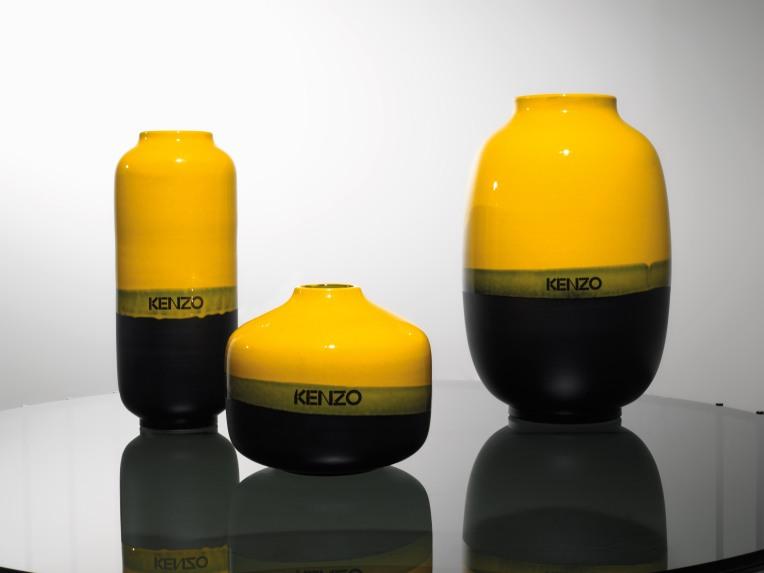 Kenzo Maison Nuance Set of Vases