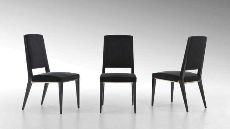 Fendi Casa Stardust Chairs