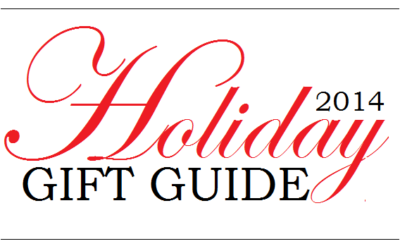 2014 holiday gift guide logo