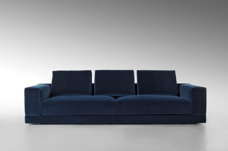 FF Sloane sofa front