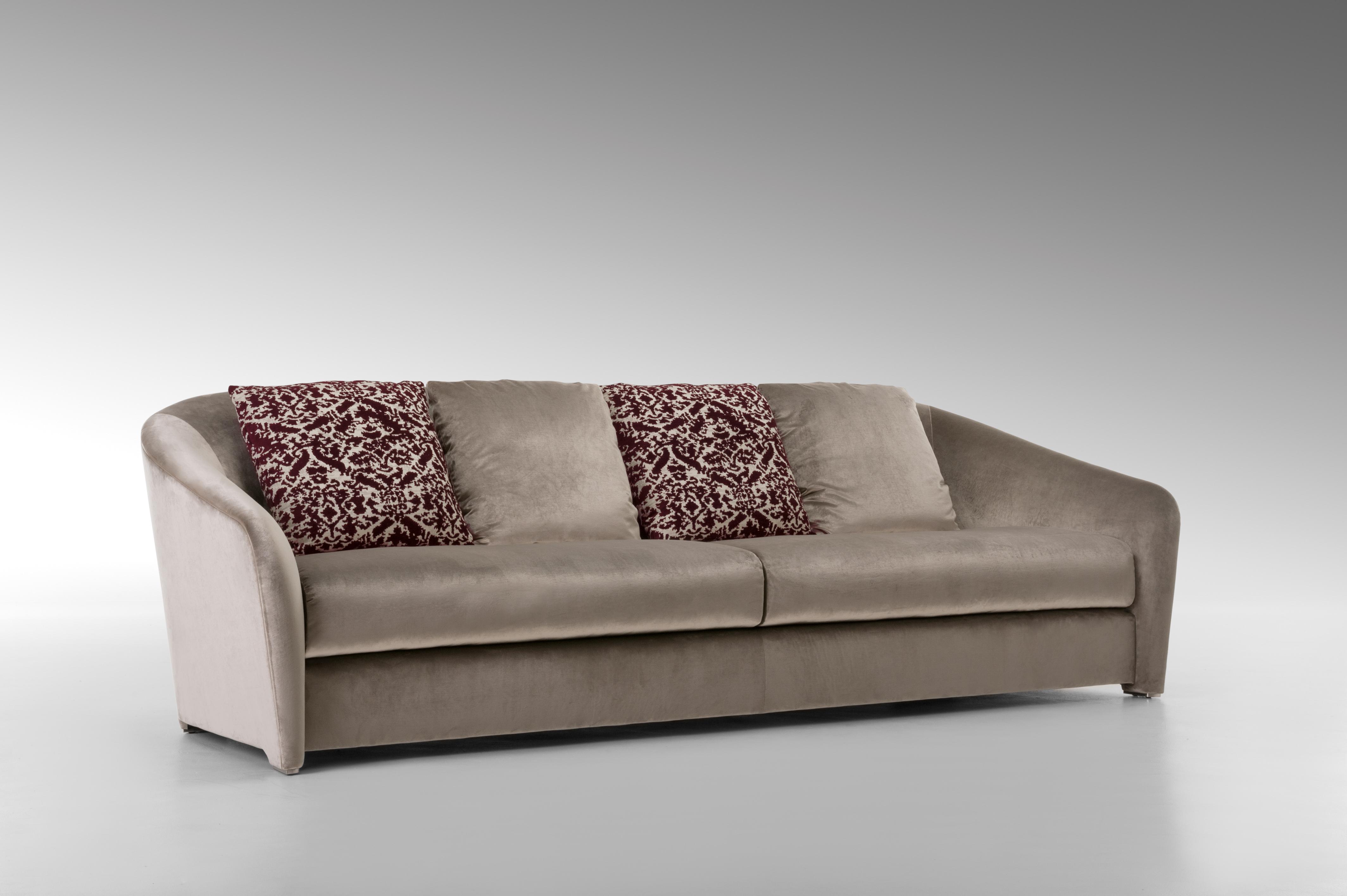 Fendi casa style by jpc for Sofa set designer collection